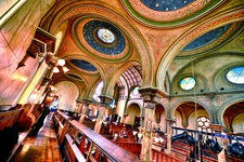 Eldridge Street Synagogue Lower East Side, NY